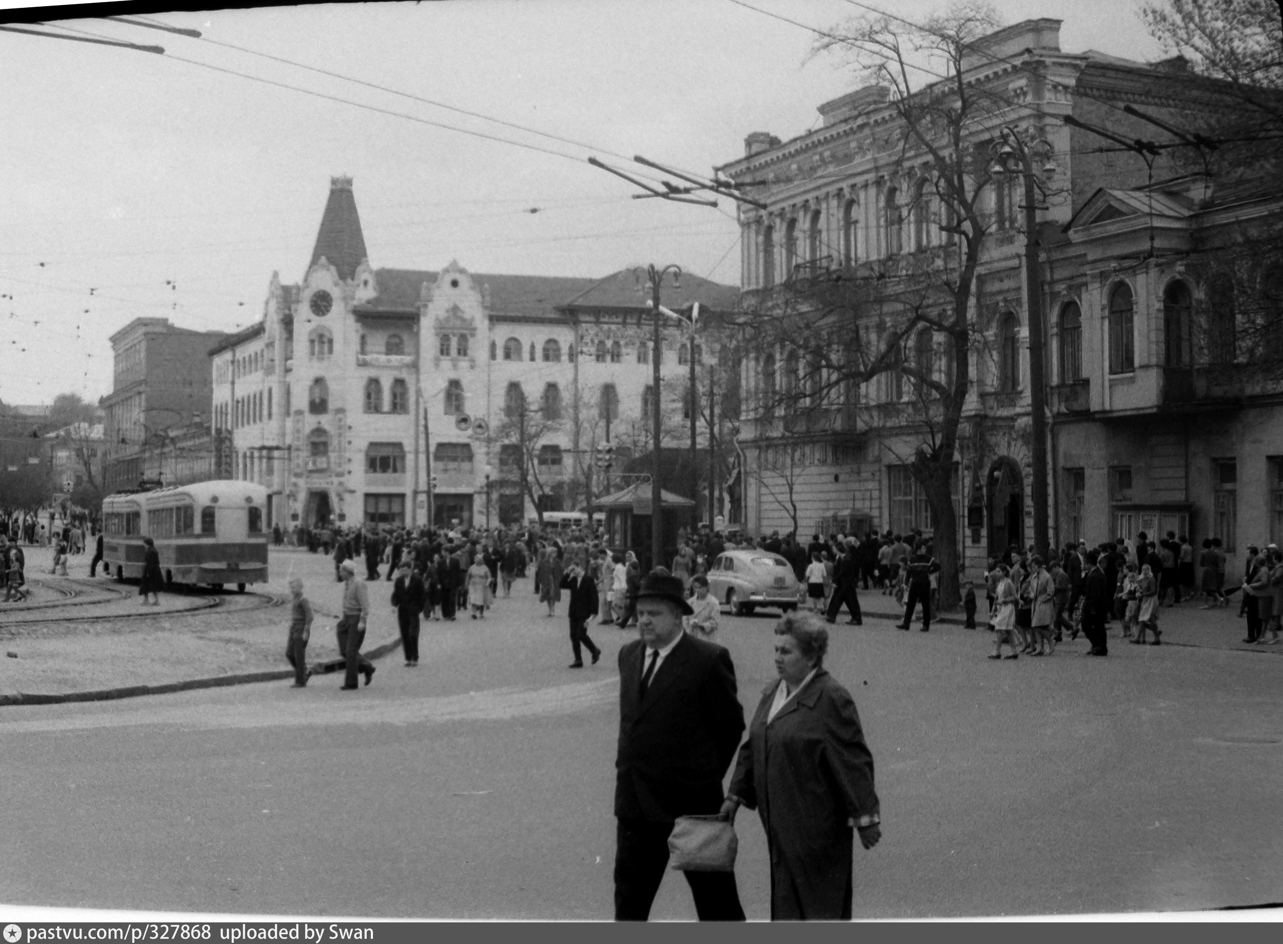 Днепропетровск исторический: как изменился наш город за полвека (ФОТО), фото-12