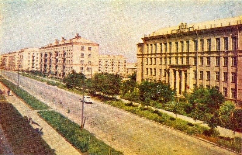 Днепропетровск исторический: как изменился наш город за полвека (ФОТО), фото-6