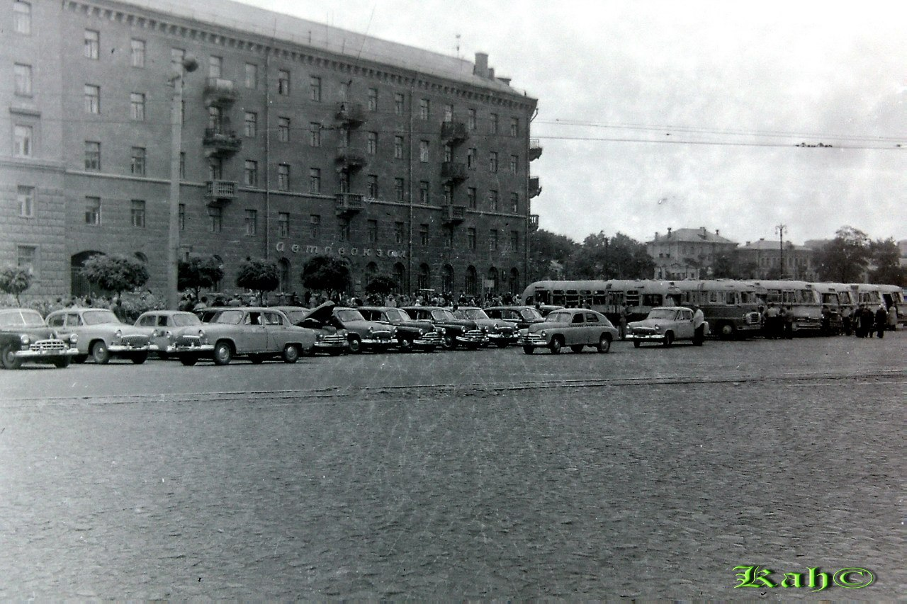 Днепропетровск исторический: как изменился наш город за полвека (ФОТО), фото-8