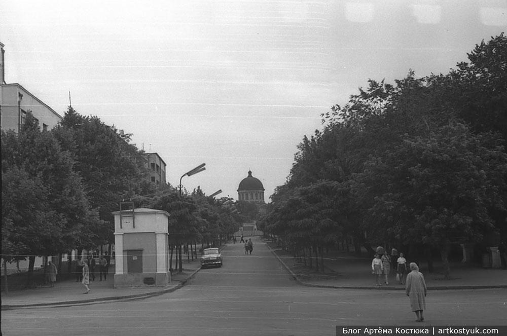 Днепропетровск в 60-х