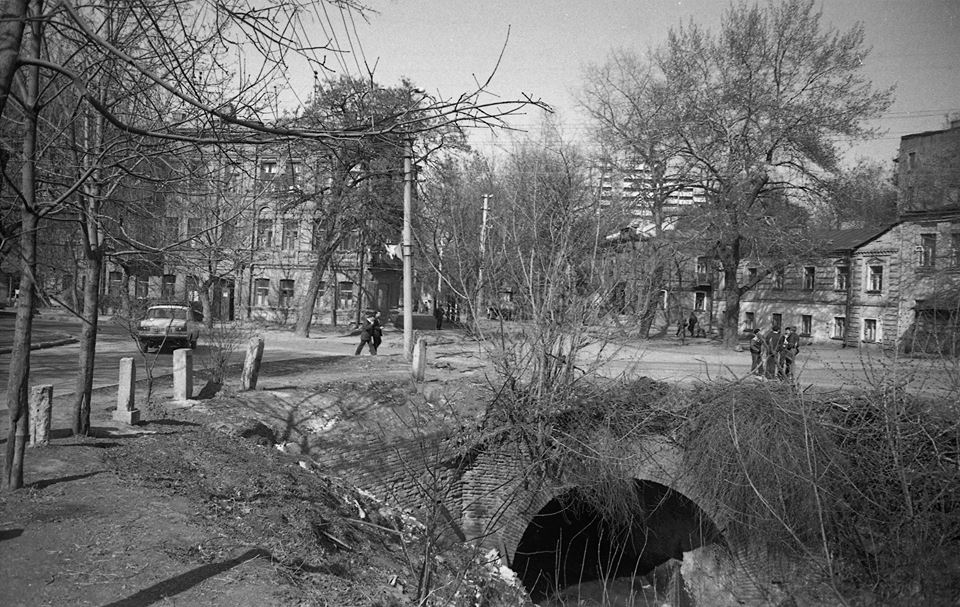 ул. Южная Днепропетровск 1980