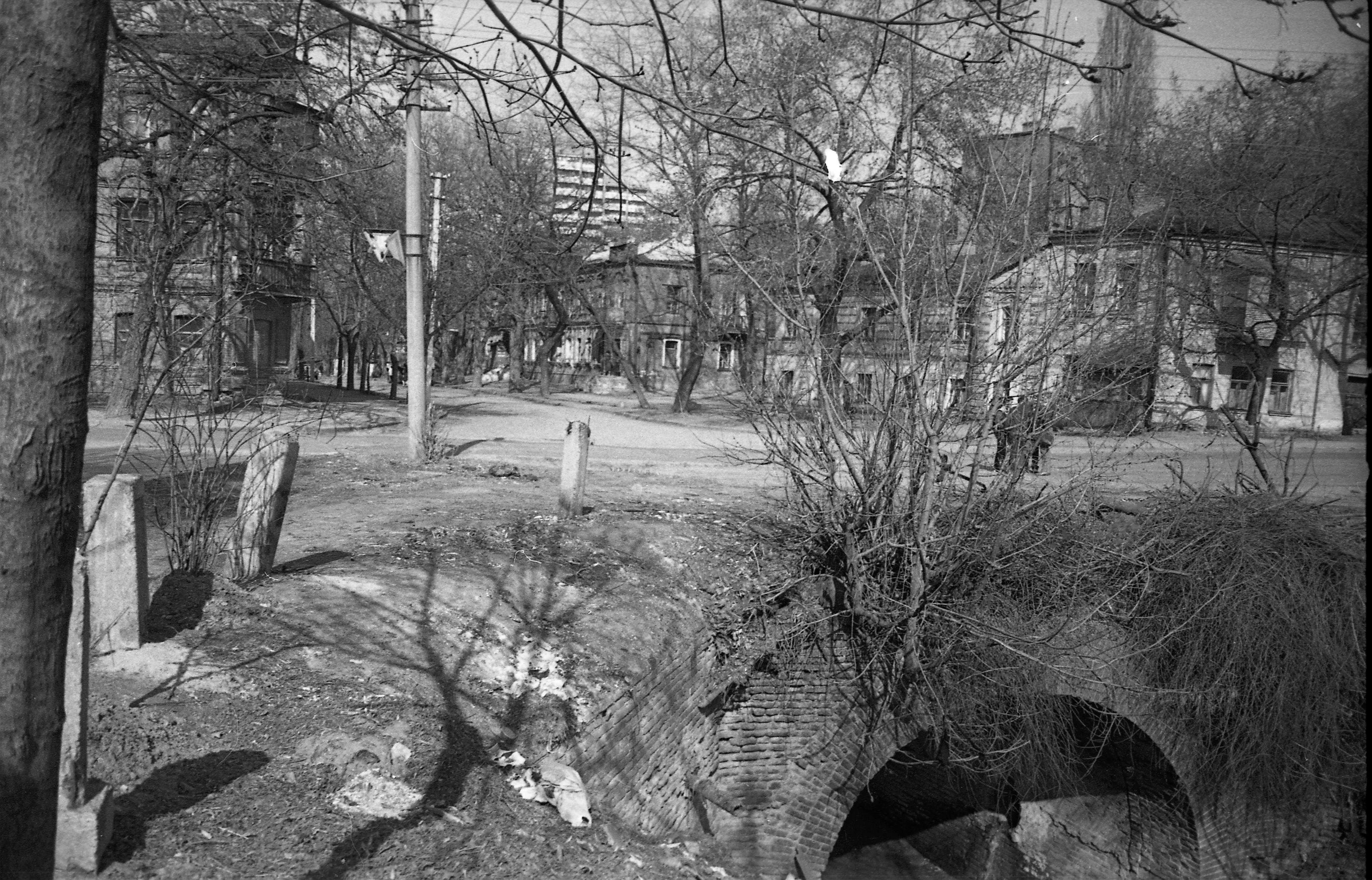 Портал к подземной реке: как выглядел вход в подземелья Днепра (Фото)