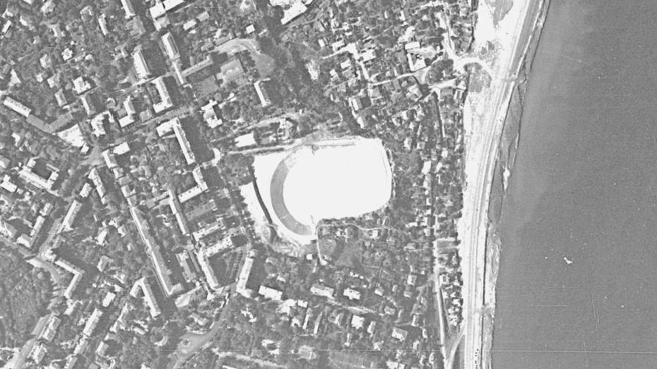 Стадион Динамо Днепропетровск