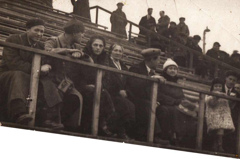Как выглядел первый стадион Днепра на месте башен-близнецов во время СССР (Фото/Видео). Новости Днепра