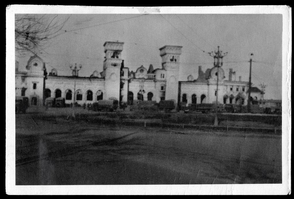 ЦУМ, Амурский мост и Яворницкого: Днепр в 1941-1942 годах (Фото). Новости Днепра