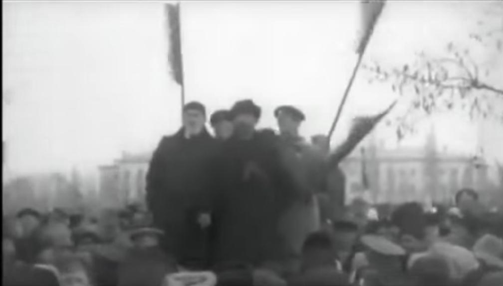 Кинохроника Екатеринослава