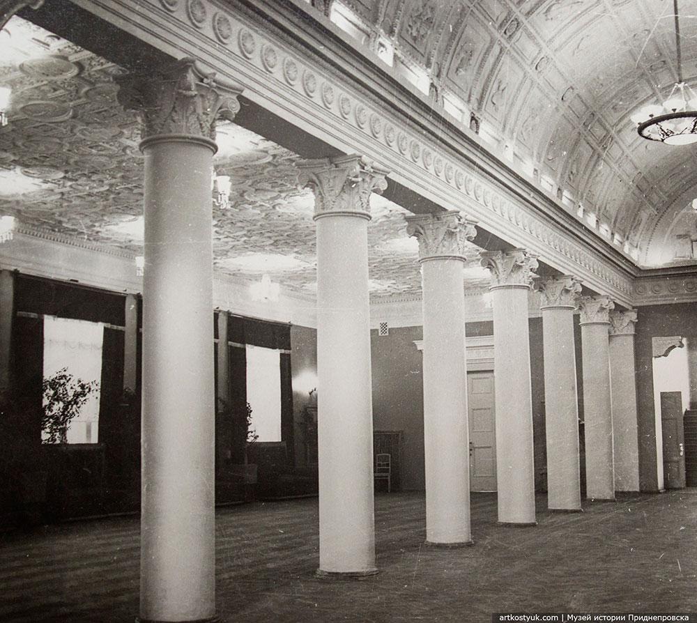 Приднепровск 1953-1957 годы