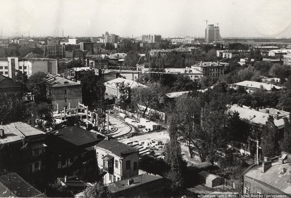 Днепропетровск 1988-1990 годы