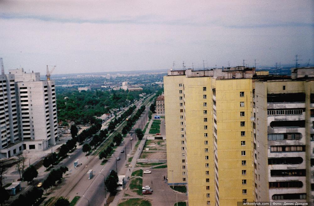Как выглядела улица Рабочая в Днепре в XX веке (Фото). Новости Днепра