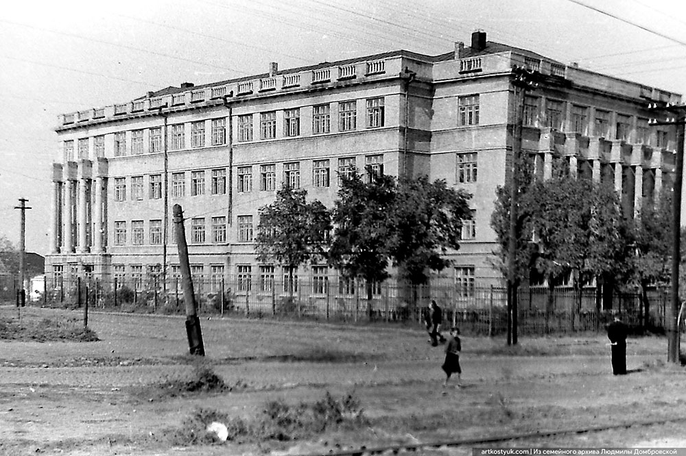 ул. Рабочая Днепропетровск