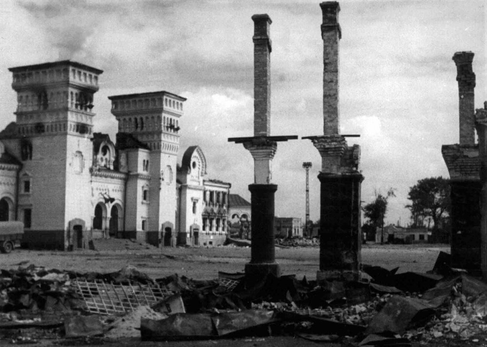 вокзал 1941