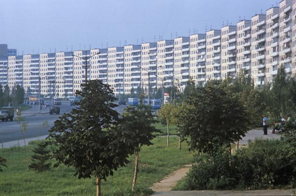 Цветные фотографии Днепропетровска 70-х