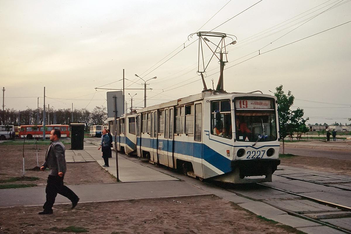 Элетротранспорт Днепр