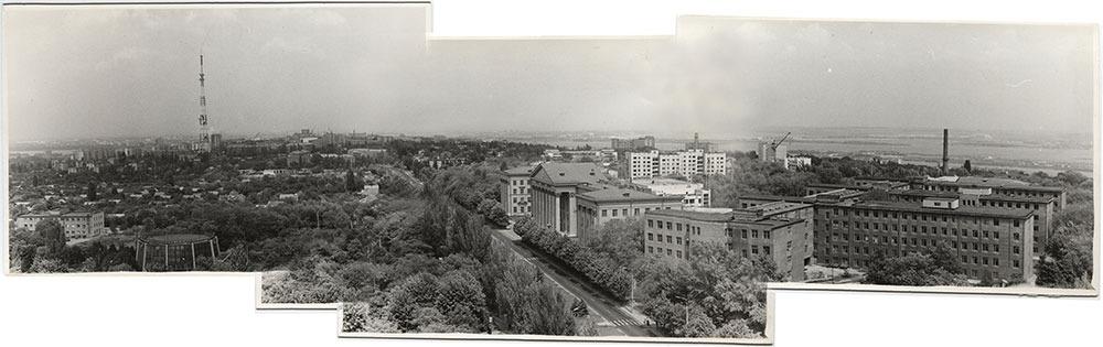 Панорамы Днепропетровска