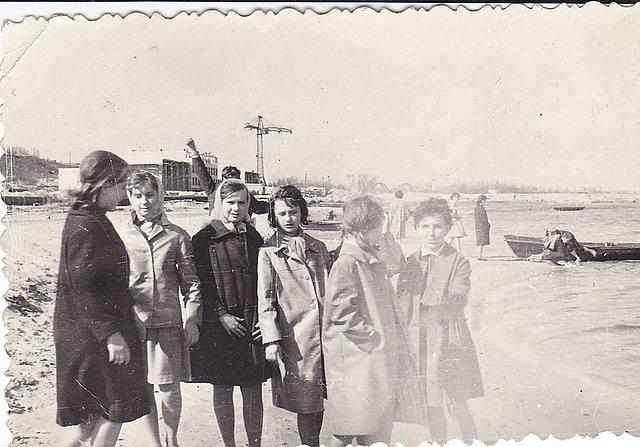 Набережная 60-е Днепропетровск