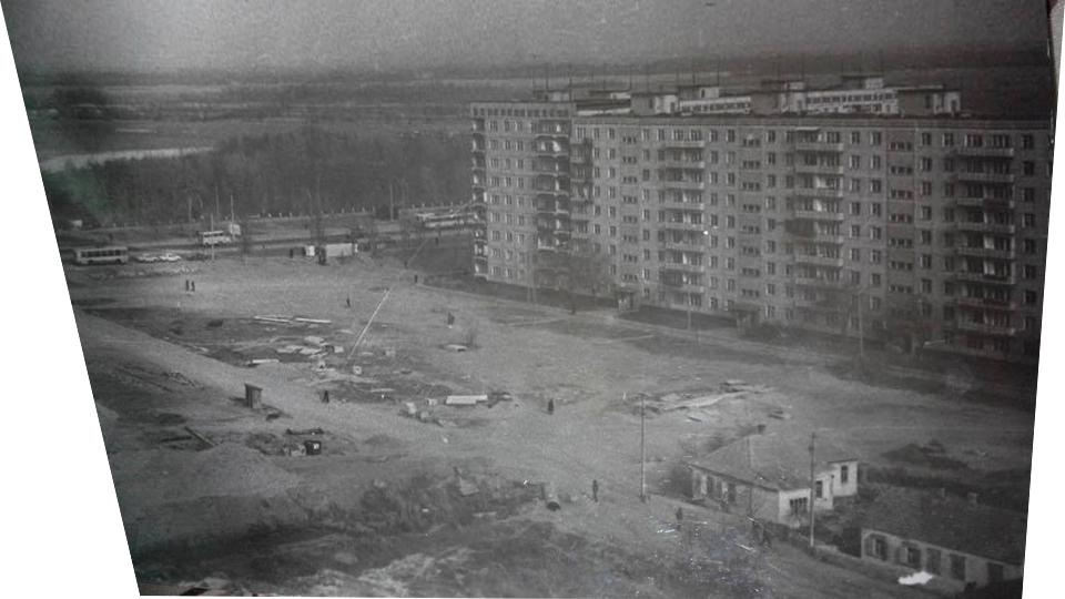 Вид с Коммунаровской 12